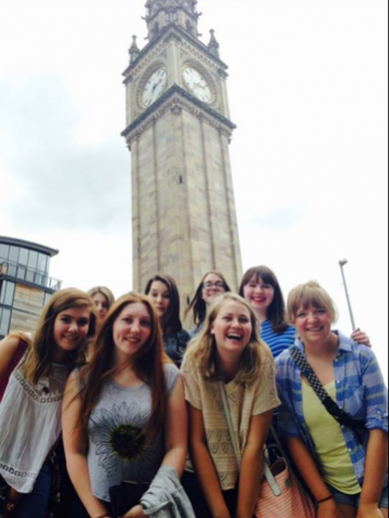 Students Travel to Ireland