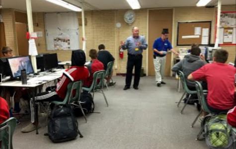 CTE Classes at MHS