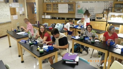 Science Class's Bake Sale Helps Environment