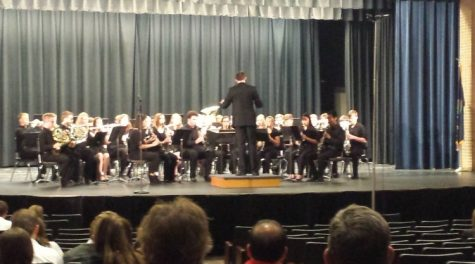 McPherson Competes at Music Festival
