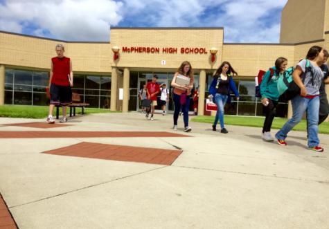 McPherson High's New Schedule