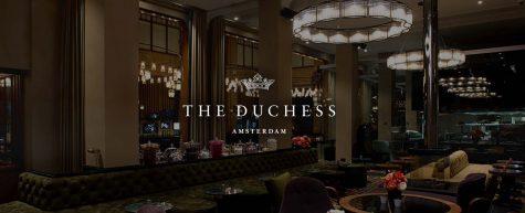 The Duchess in Amsterdam