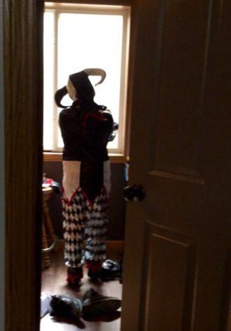 Clown Epidemic Seizes Hold on MHS