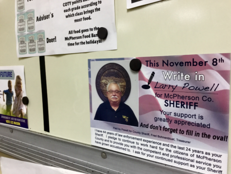 Sheriff General Elections Are Close
