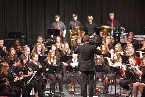 McPherson Combined Band Concert