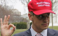 Milo Yiannopoulos Provokes Protests