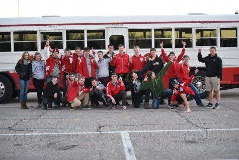 MHS Swim Team Is Going To State