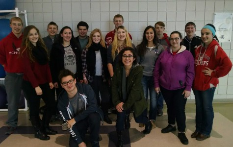 Science Team Places Third