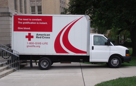 American Red Cross collects 40 percent of America's blood supply.