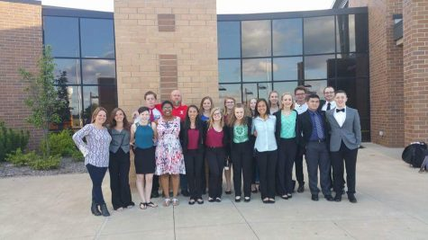 Forensics at State.