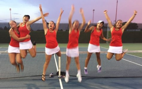 A Strong Start for MHS Girls Tennis