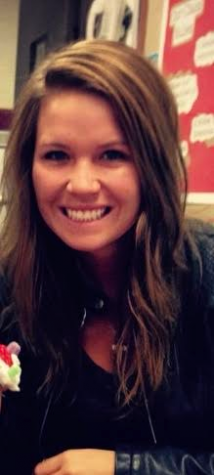 New Volleyball Coach Cara Hollingsworth.