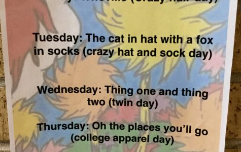 MHS School Pride- Spirit Week