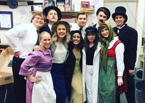 MHS Production of The 39 Steps