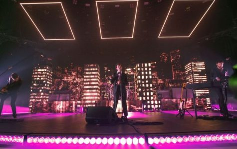 The 1975 at the Apple Music Festival