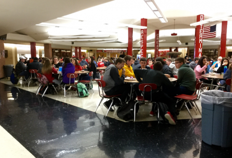 MHS Early Release for Tournament