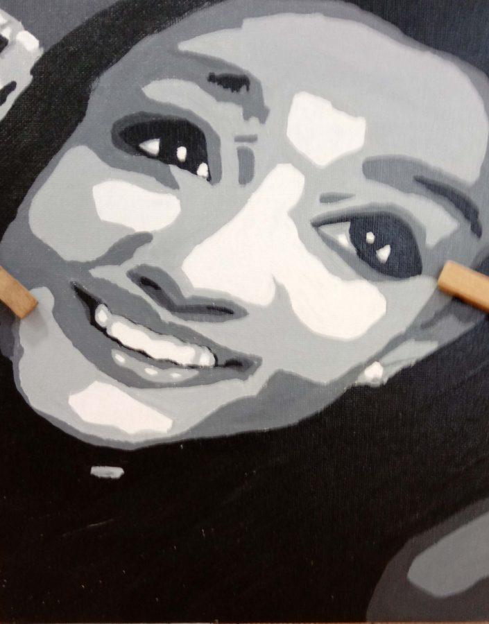 Makayla Cavanaugh, 11th grade, Opaque Painting
