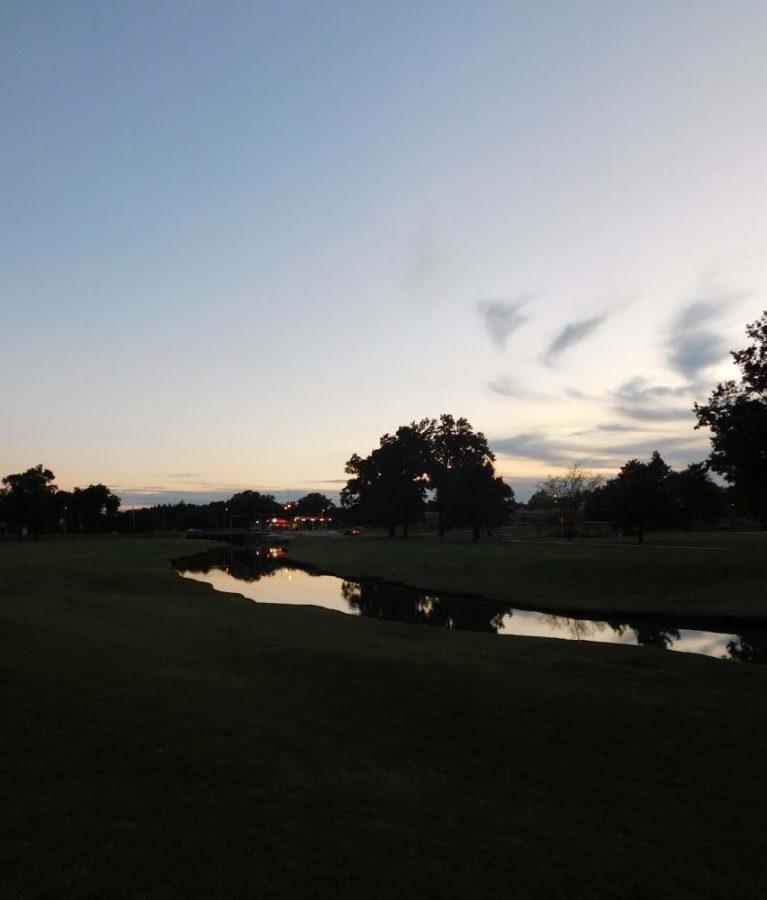 Kansas Sky at Lakeside Park