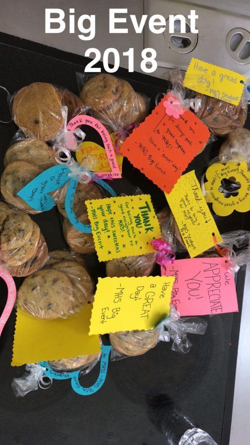 Cookies we made