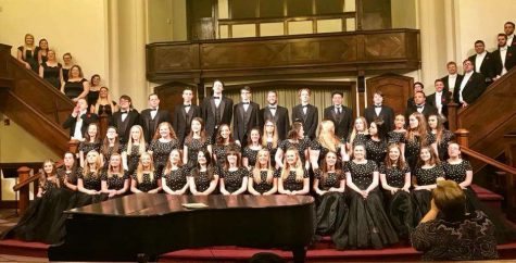 McPherson High School Choir is Going to State