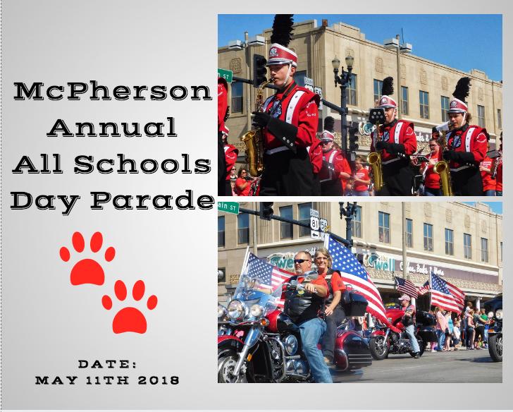 McPherson+Parade