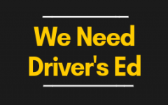 We Need Driver's Ed