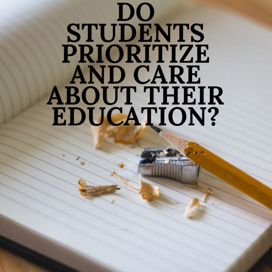 Do Students Care About Their Education?