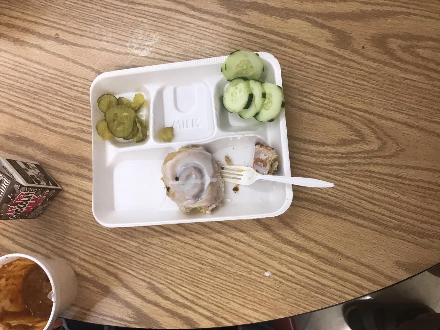 cinnamon+roll+and+pickles+with+cucumbers++