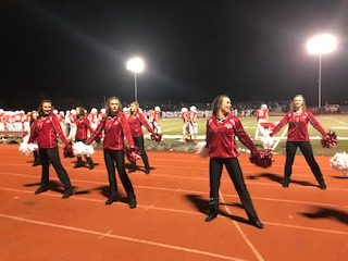 The McPherson Hi-steppers