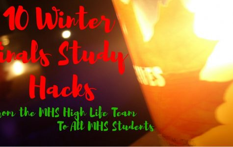 10 Winter Finals Study Hacks