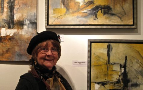 Short Tribute to The Art of Kathy Blankley Roman