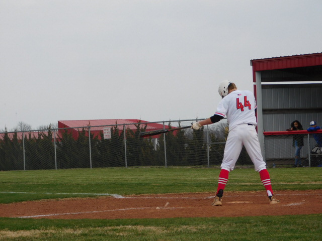 McPherson Baseball Boys Lose To Our Rival