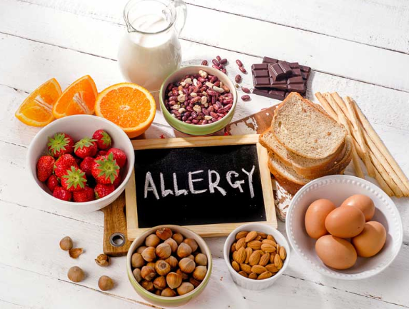 Food allergies is a big problem among students at MHS.