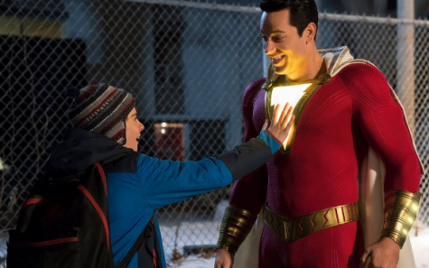 "The new movie ""Shazam!"" is a hit with movie watchers of all kinds."