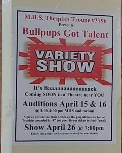 Every Talent Welcome