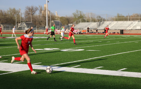 McPherson High School Home Soccer Game