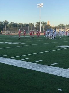 McPherson Football Bullpups Starting Off the Season With a Big Win