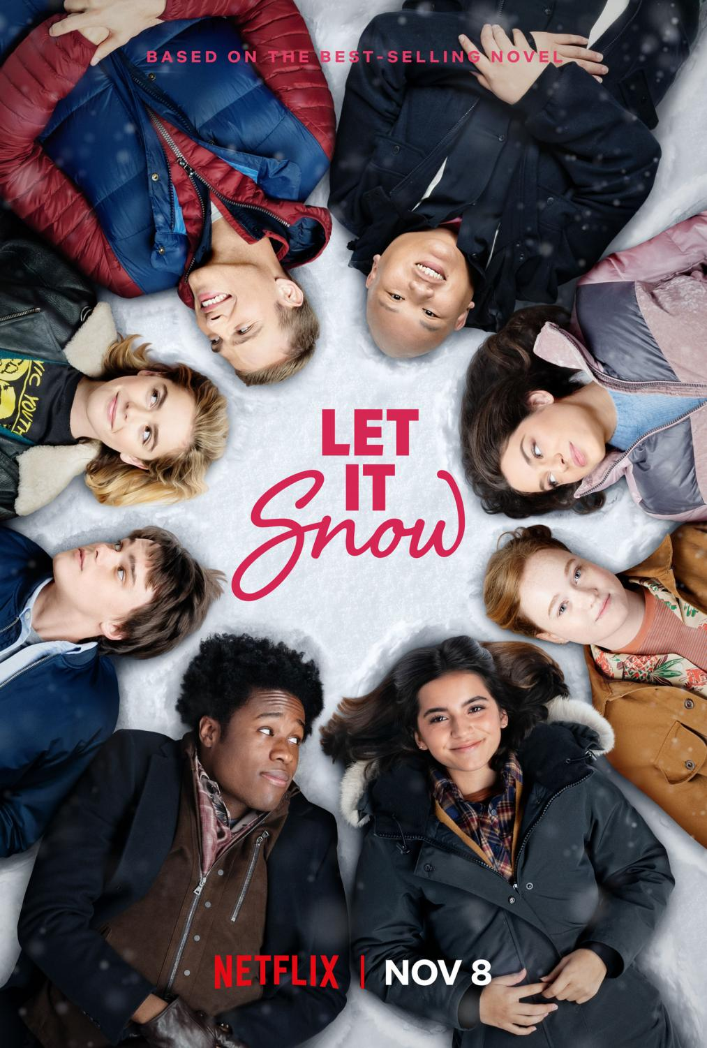 The new holiday movie Let It Snow has recently been released to Netflix.