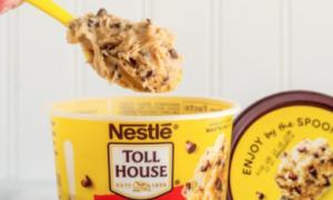 Nestlé Recalls Rubber Contaminated Cookie Dough