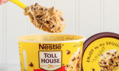 Nestlé has made a recall on 26 different kinds of their cookie dough.