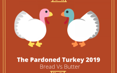 The Pardoned Turkey 2019: Bread vs Butter