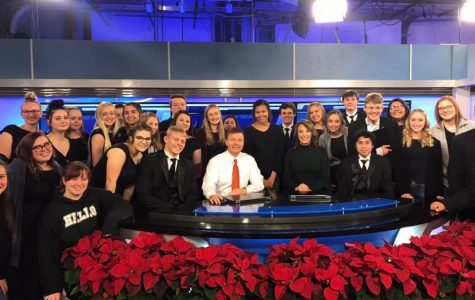 McPherson High School Choir to be Aired On KAKE News