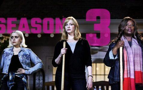 Cover of season 3 of Good Girls.