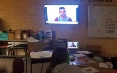 It Gets Better's, Justin Tindall has video call with McPherson Highschools GSA club