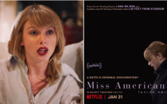 A new film has been released to Netflix, Miss Americana: Taylor Swift.