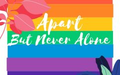 Tag your social media posts with #ApartButNeverAlone, to remind everyone that we're never alone.