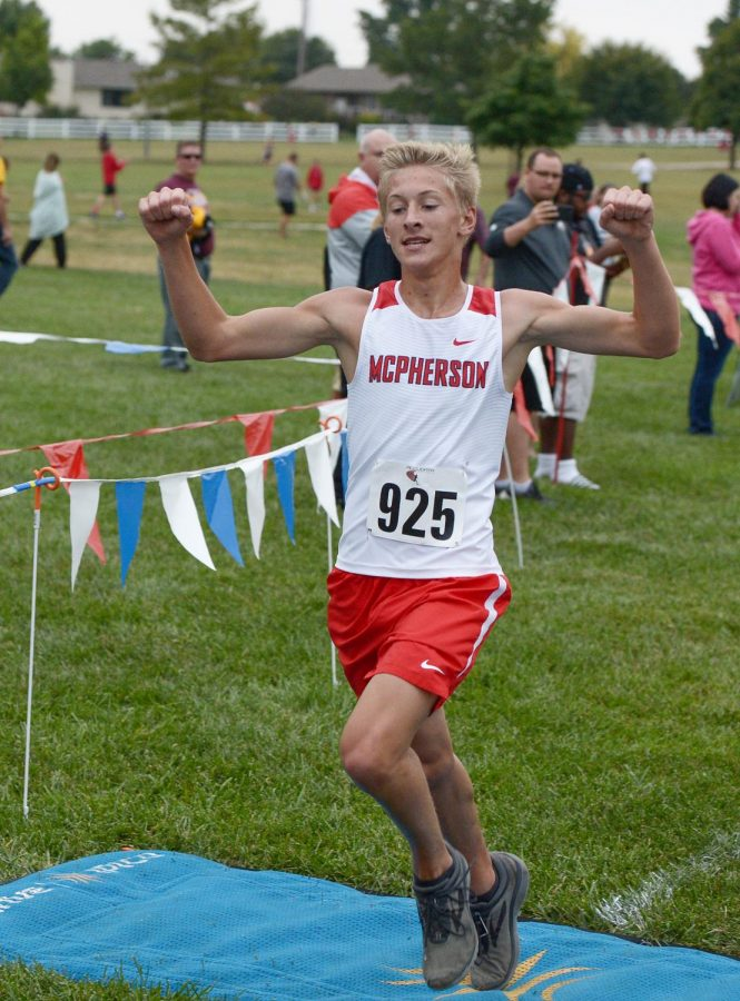 Speedy Cody Achilles last year at home meet of 2019.