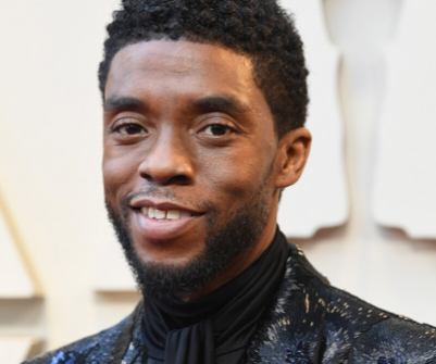 Chadwick Boseman has passed away